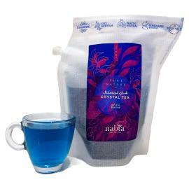 شاي ازرق   باكليل الجبل